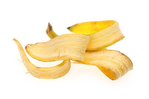 picture of a banana peel