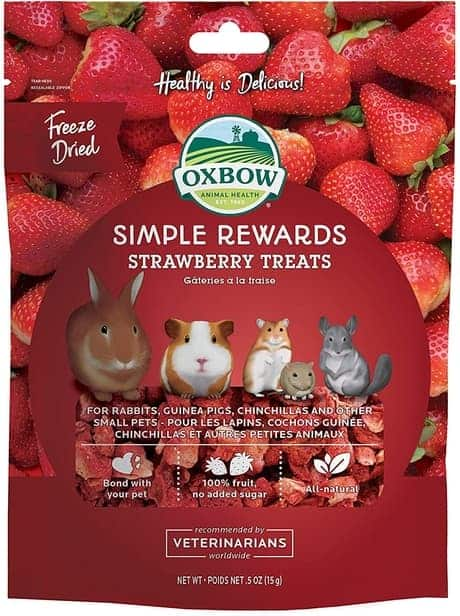 oxbow treat for rats